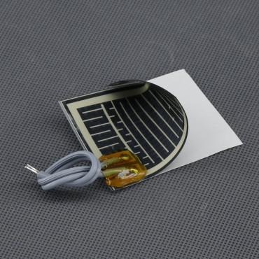 TF24, 12V/ 3W topná folie ohebná, samolepící, PES (60 x 47mm)