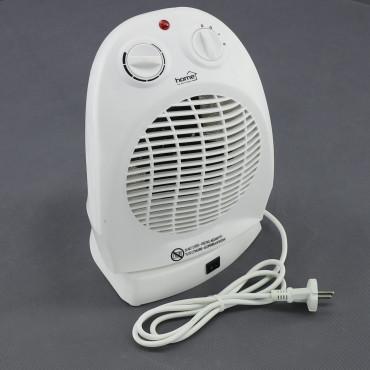 TF320, teplovzdušné topení 2000W s ventilátorem otočný a termostatem a ochranou proti zamrznutí