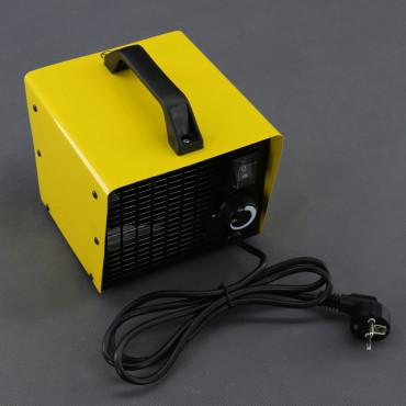 TF350, teplovzdušné PTC topení 2000W s ventilátorem a termostatem