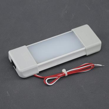 SI41, 12V - 24V/ 3,2W LED svítidlo s vypínačem, 18x LED
