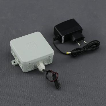 HS04, GSM hlásič výpadku elektřiny