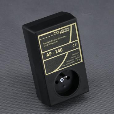 AF140, odrušovací filtr zásuvkový 60W až 140W