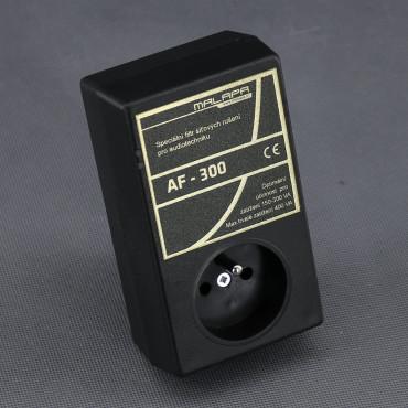 AF300, odrušovací filtr zásuvkový 150W až 300W