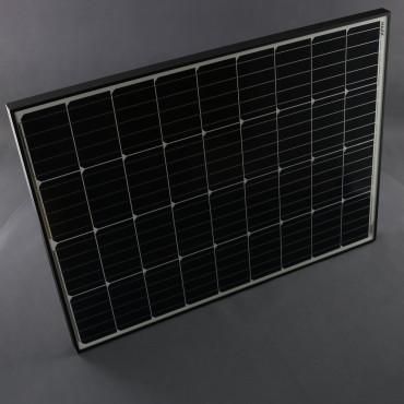 SO46, 100W/ 12V solární fotovoltaický panel, krystalický křemík