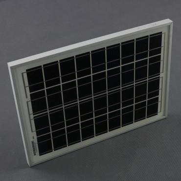 SO32, 10W/ 12V solární fotovoltaický panel, krystalický křemík