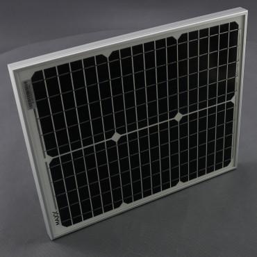 SO36, 20W/ 12V solární fotovoltaický panel, krystalický křemík
