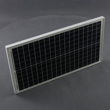SO38, 30W/ 12V solární fotovoltaický panel, krystalický křemík
