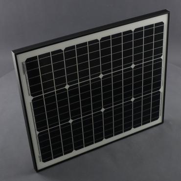 SO42, 50W/ 12V solární fotovoltaický panel, krystalický křemík