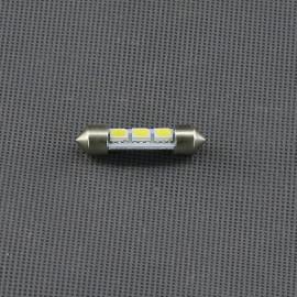 SI04, 12V/ 1,5W LED žárovka sufit, 3x LED