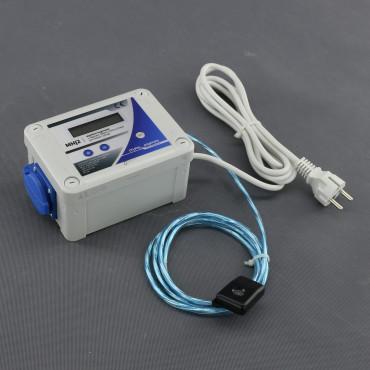 MHJ2, digitální hygrostat s regulací (min a max) pro odtah/ přítah