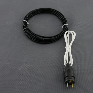 TF499, 230V/ 125W topný kabel samoregulační, max.60°C (5 metrů)