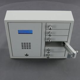 VS05, 6x výdejní a sběrná schránka