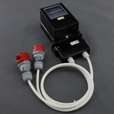 EL01, 3f. analogový elektroměr 16A
