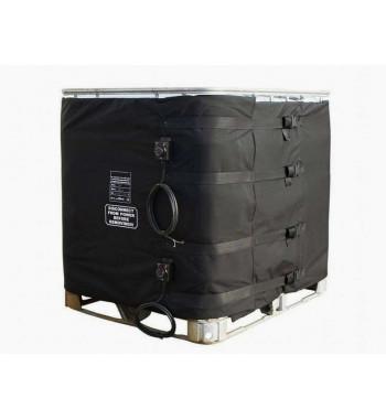 TF160, 230V/ 2000W topný pás s termostatem pro IBC kontejnery 1000l