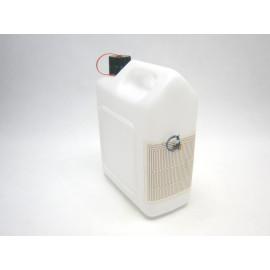 TF552, 12V/ 4W topná folie ohebná kulatá, samolepící, silikonová (průměr 75mm)