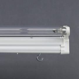 GL06, KOMPLET UV-C germicidní svítidlo 2 x 75W (T8)