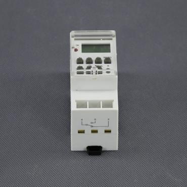 EH05, spínací hodiny digitální na DIN lištu, týdenní