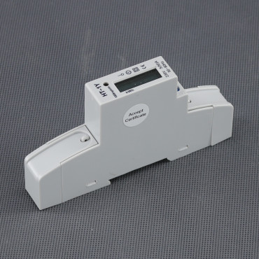 EL06, 1f. digitální elektroměr (DIN)