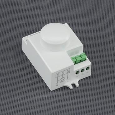 SS10, mikrovlnné pohybové čidlo pro skrytou montáž