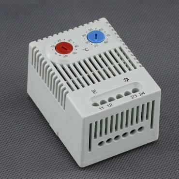 TO11, MINI duální termostat pro topení a termostat pro chlazení -10° až +80°C