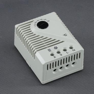 TO12, MINI termostat 5° až +60°C (topení a chlazení)