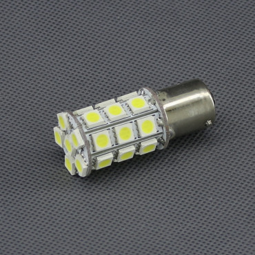 SI13, 12V/ 4W LED žárovka BA15s, 27x LED