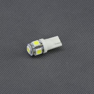 SI18, 12V/ 1W LED žárovka T10, 5x LED