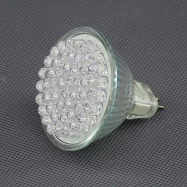 SI22, 12V/ 2,5W LED žárovka MR16, 48x LED