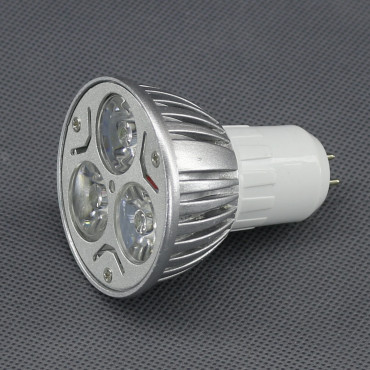SI24, 12V/ 3W LED žárovka MR16, 3x LED