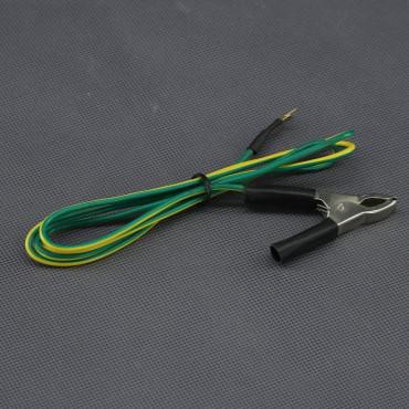 SI114, uzemňovací kabel ukončený krokosvorkou a okem