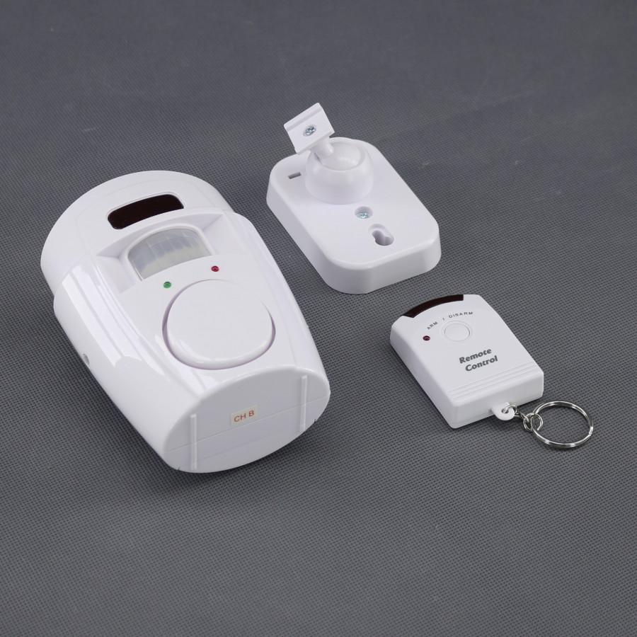 AL01, alarm komplet bezdrátový nástěnný
