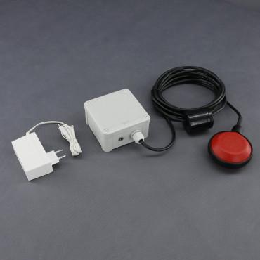 HS05, GSM hlásič výpadku elektřiny a hladiny