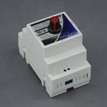 TR13, regulátor napětí plynulý 900W (na DIN lištu)