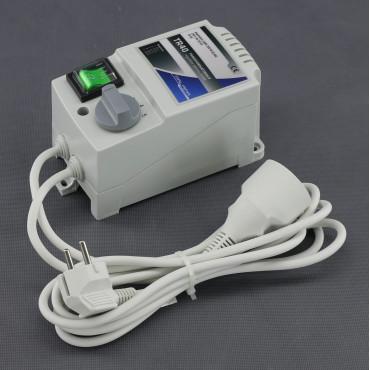 TR40, regulátor napětí transformátorový 200W (na plochu)