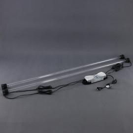 GL10, KOMPLET (IP44) UV-C germicidní svítidlo 2x 36W (T8)