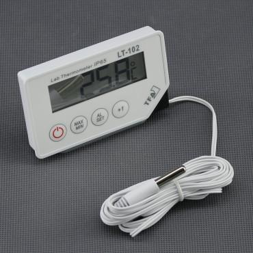 VT13, digitální teploměr laboratorní (OUT) + alarm