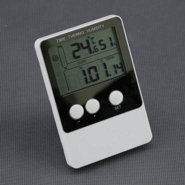 VT20, IP67 digitální záznamník teploty + vlhkosti + displej (datalogger USB)