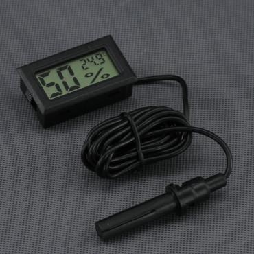 VT25, digitální teploměr + vlhkoměr panelový (OUT)