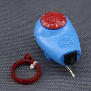 TO02, termostat kotlový příložný 0° až +90°C (topení a chlazení)