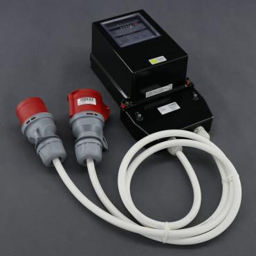 EL02, 3f analogový elektroměr
