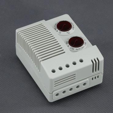 HY11, MINI KOMBINOVANÝ hygrostat (zvlhčování a odvlhčování) a termostat (topení a chlazení)