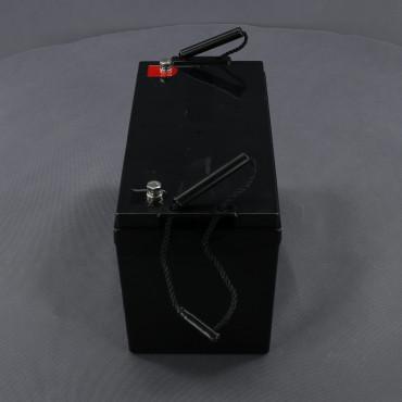 AK250, 12V/ 100Ah akumulátor VRLA, AGM bezúdržbový olověný