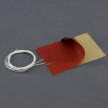 TF532, 12V/ 15W topná folie ohebná, samolepící, silikonová (150x 100mm)