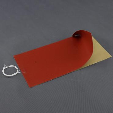 TF544, 12V/ 80W topná folie ohebná, samolepící, silikonová (400x 200mm)