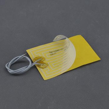 TF00, 12V/ 12W topná folie ohebná, samolepící (110 x 77mm)